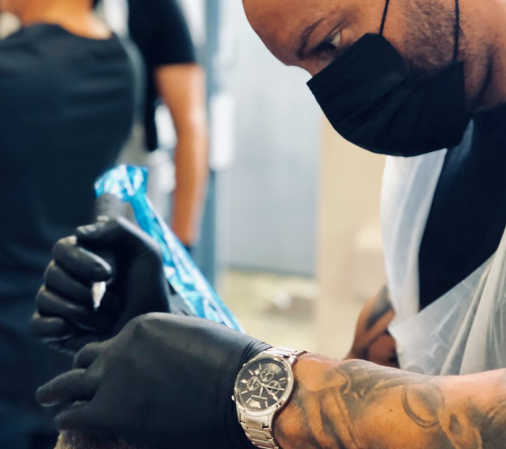 Scalp Micropigmentation Hair Repair Clinic