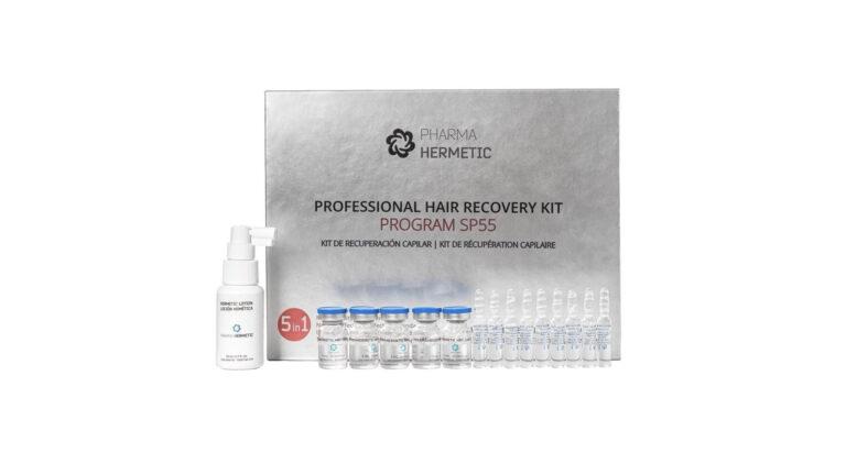 Hermetic Hair Recovery Program HRP for Men Hair Repair Clinic