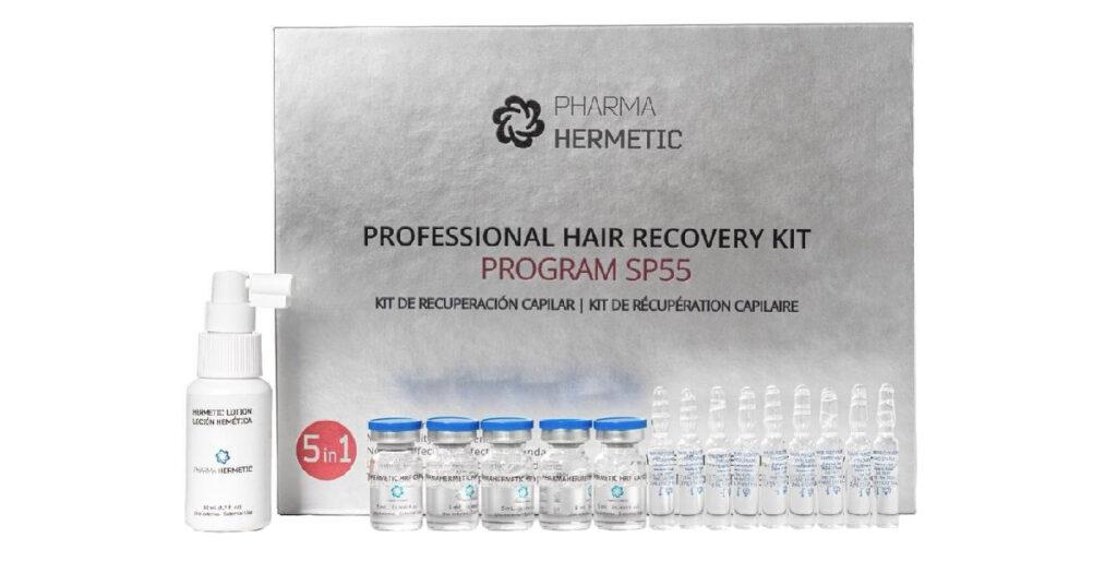 Hermetic Hair Recovery Program HRP for Women Hair Repair Clinic